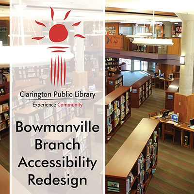 Bowmanville Branch interior.