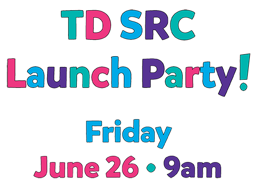 Launch Party header centre.