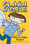 Cover for Clara Humble by Anna Humphrey.