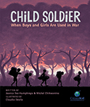 Cover of Child Soldier by Jessica Dee Humphreys.