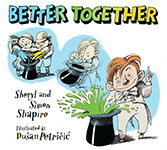 Cover of Better Together by Sheryl Shapiro.