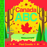Cover of Canada ABC by Paul Covello.