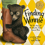Cover of Finding Winnie, by Lindsay Mattick.