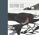 Cover of Dolphin SOS by Roy Miki.