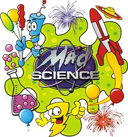 Mad Science logo.