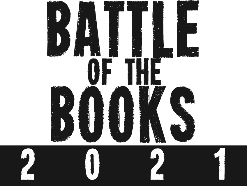 Battle of the Books logo.