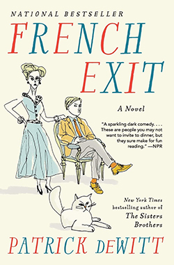 Cover of French Exit.
