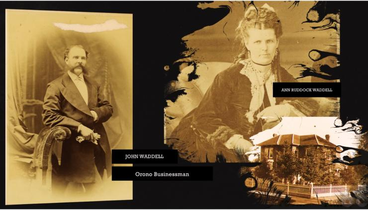 Historical photos.