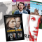 TV Series DVD covers.